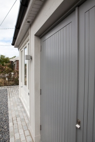 TG&V sheeted garage doors