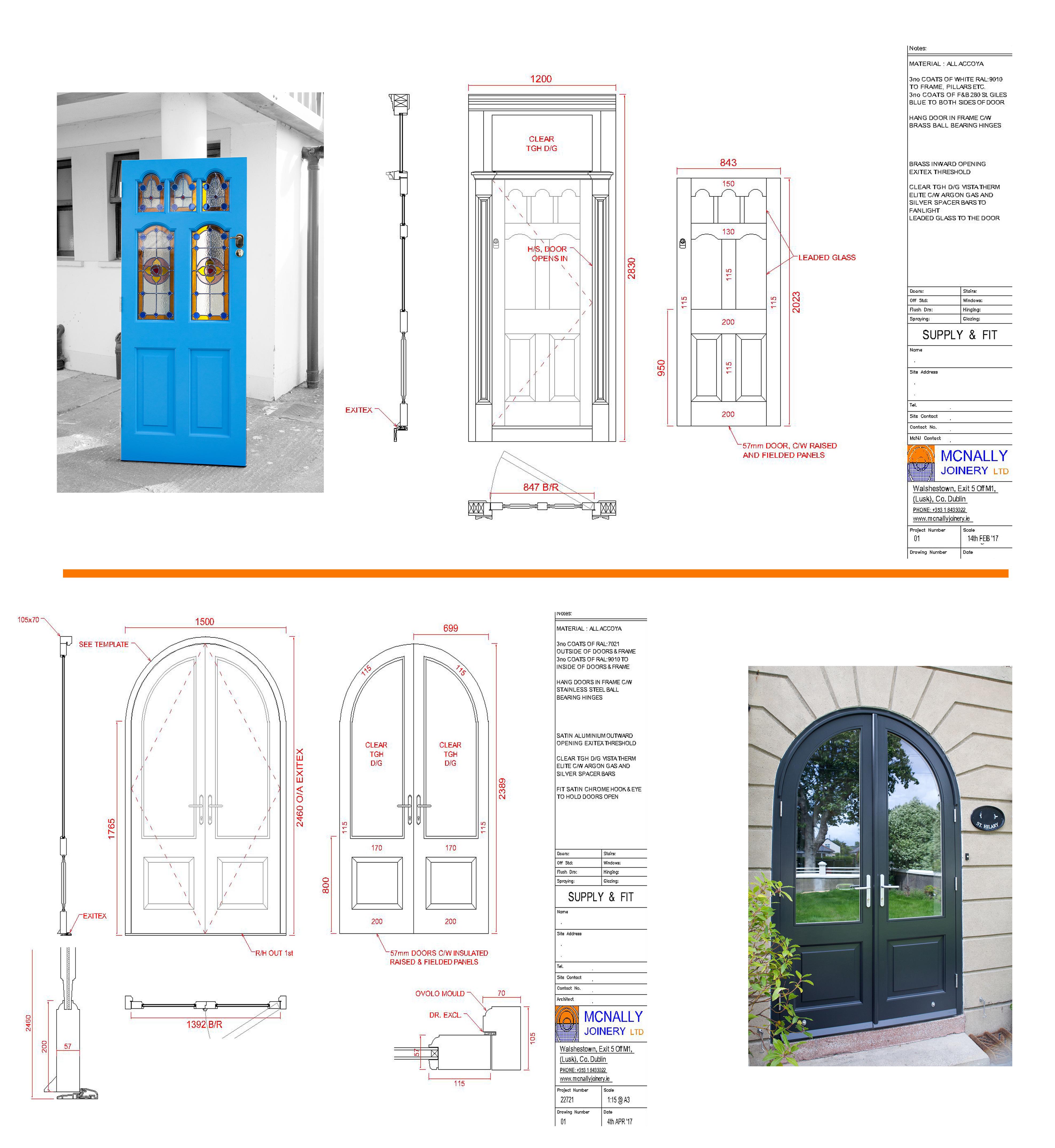 Doors & Gates CAD