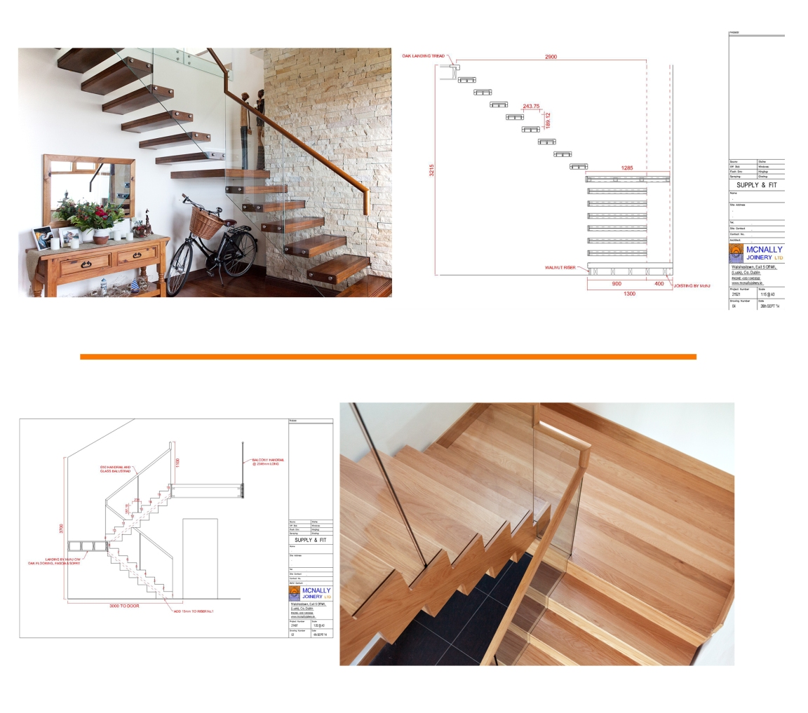 Staircase CAD