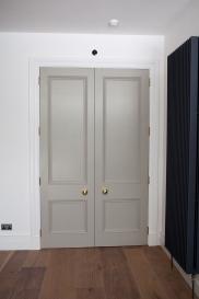 Tall internal doors