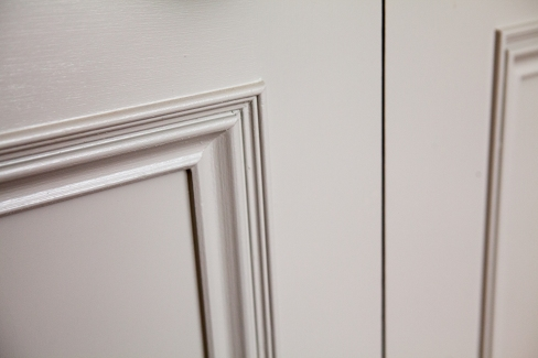 2 panel internal double door moulding