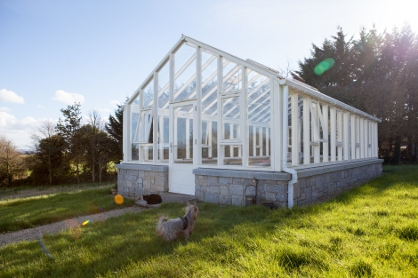 Bespoke glasshouse
