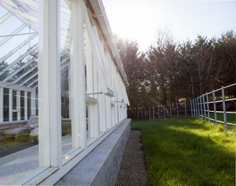 Bespoke glasshouse