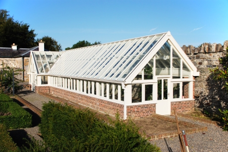 Commercial Greenhouse by McNally Joinery