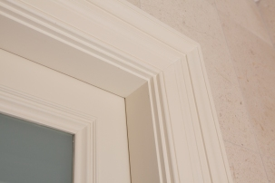 Liners and two part architrave