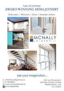 McNally Joinery - Doors | Staircases | Windwos